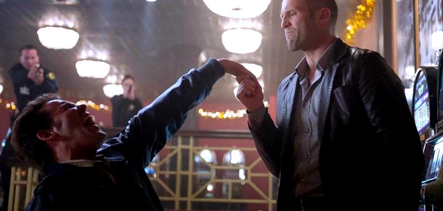 Jason Statham, are competențe letale în filmul Wild Card
