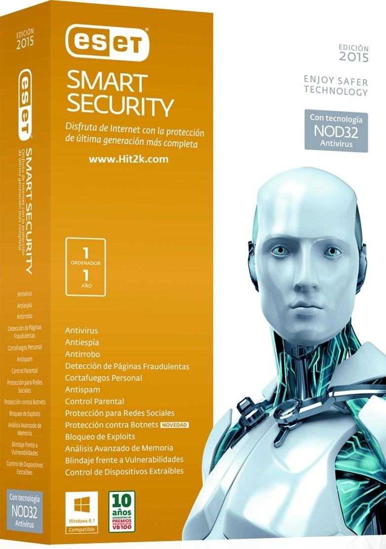 ESET Smart Security 9 Crack , Activation Key Final