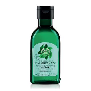 Fuji Green Tea Shampoo