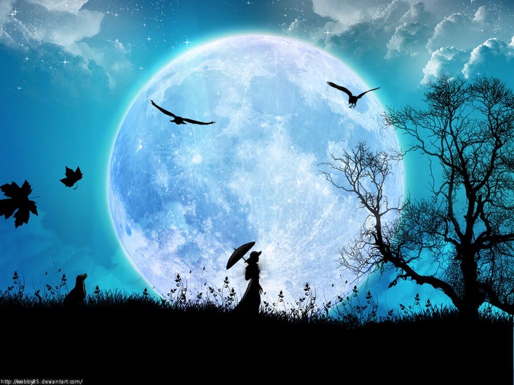Imágenes Bellas De La Luna