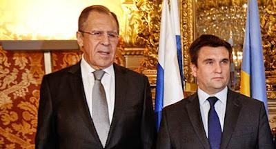 Переговори Клімкіна та Лаврова закінчилися безрезультатно