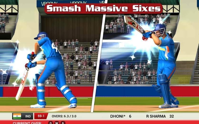 MS Dhoni Untold Story Game Screenshot