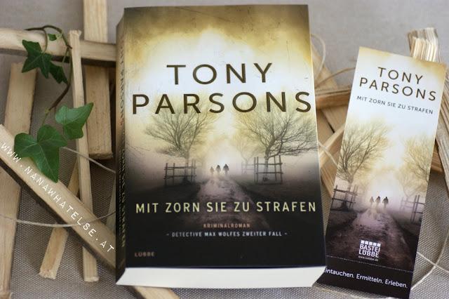 "Rezension: Tony Parsons ""Mit Zorn sie zu strafen""; Bastei Lübbe"