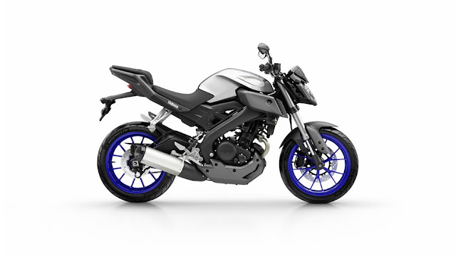 Yamaha MT-125: The MV!