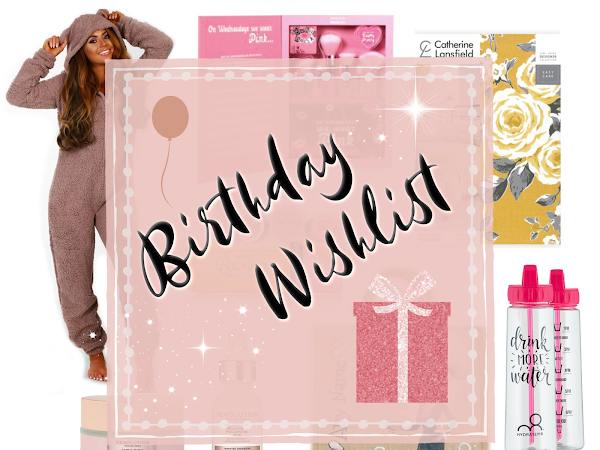 Birthday Wishlist | Turning 27