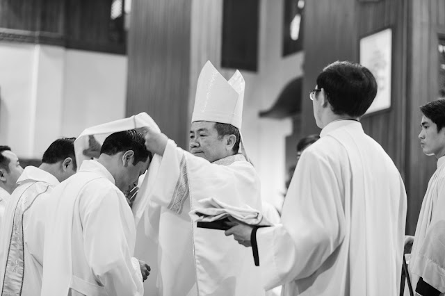Lễ truyền chức Phó tế và Linh mục tại Giáo phận Lạng Sơn Cao Bằng 27.12.2017 - Ảnh minh hoạ 16