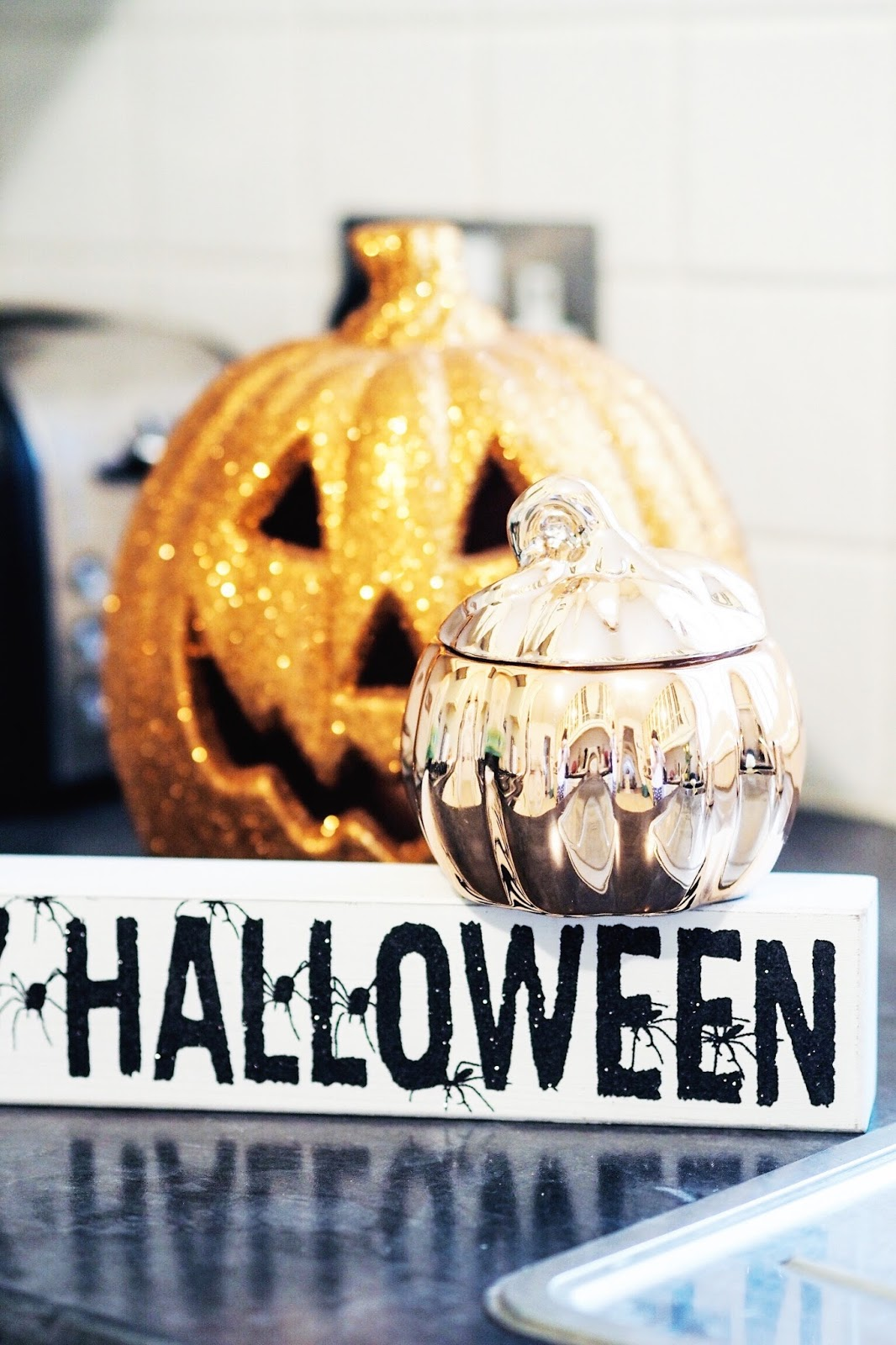 autumn home decor decorations halloween 2017 home sense