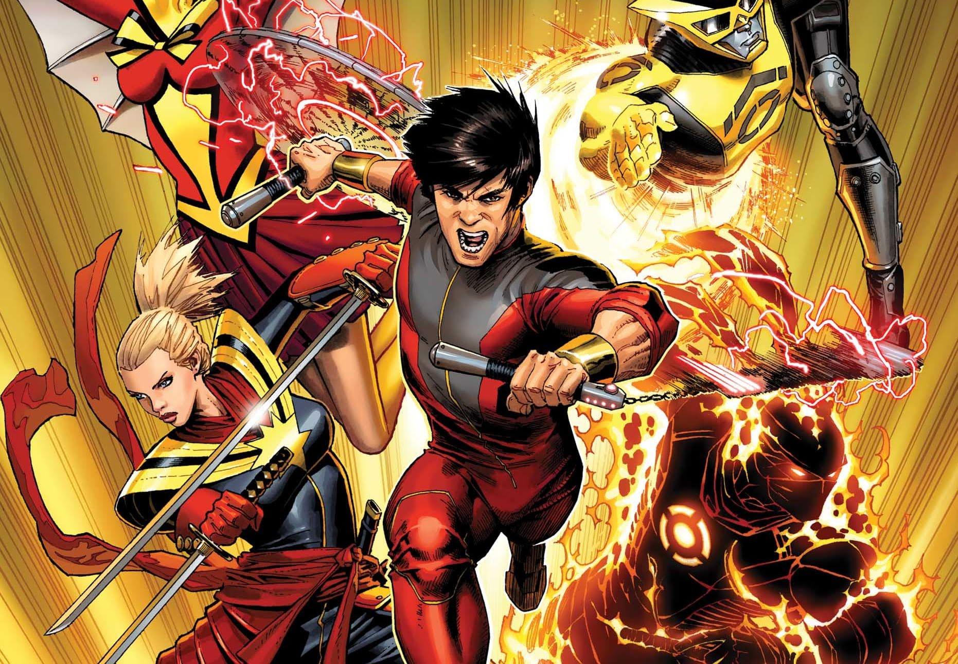 Shang-Chi : マーベル・シネマティック・ユニバースに、カンフーの達人のアジア系ヒーローが参戦 ! !、ディズニー・マーベルが、ハリウッド版「ゴジラ」の原案者を起用して、「シャンチー」の映画化に着手 ! !