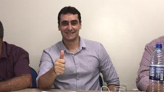Dudu Dantas é eleito novo presidente do Consórcio Intermunicipal de Saúde do Curimataú e Seridó