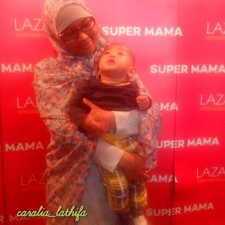 Lazada Supermama Manjakan Para Mama Belanja