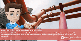 More grants for SMEs says Energy Advice Line