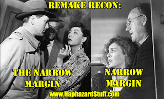 The Narrow Margin movie remake review