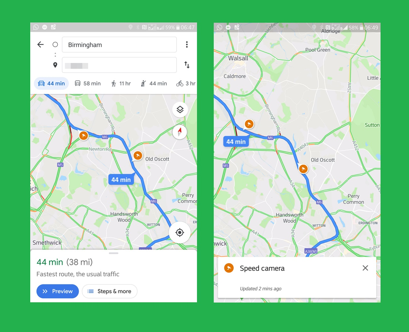 Is Google Maps ready for a Waze-like reporting system