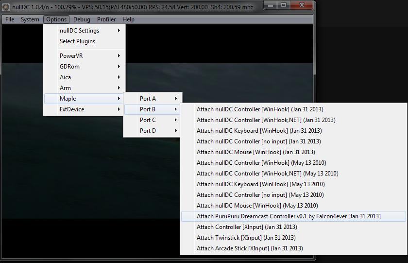 emulador dreamcast nulldc completo