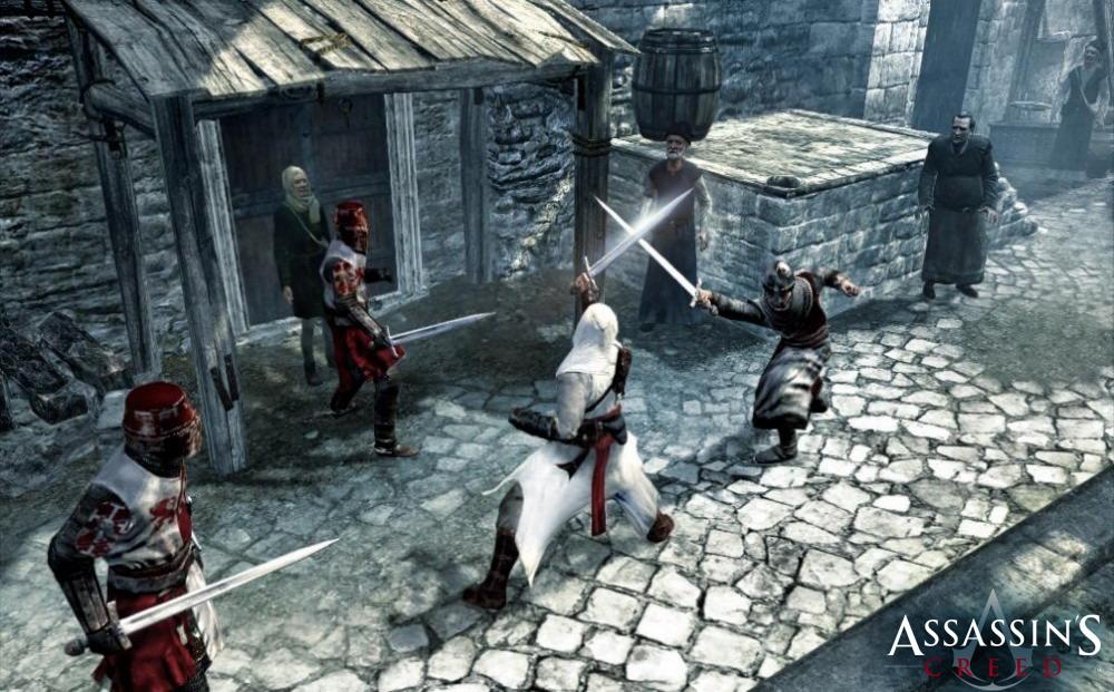 Assassins creed скачать торрент механики 5.