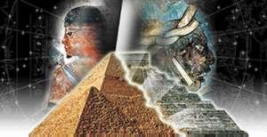 Similitudes mayas - Egipto