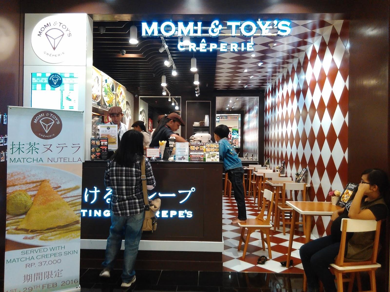 Momi   Toy s Creperie    Tunjungan Plaza 3 Lantai 5 Surabaya  c76265a49e