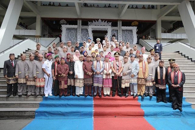 HUT Ke 53 Gubernur Berharap Mewujudkan Lampung Maju dan Sejahtera.