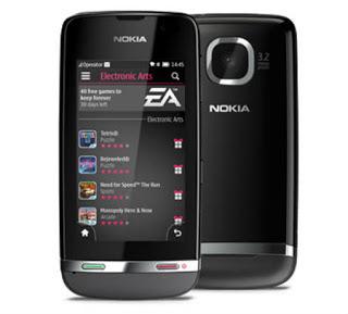 Tema HP Nokia Asha 311