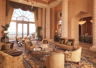 8. Royal Bridge Suite At Atlantis The Palm, Us $ 38,000 Per Malam