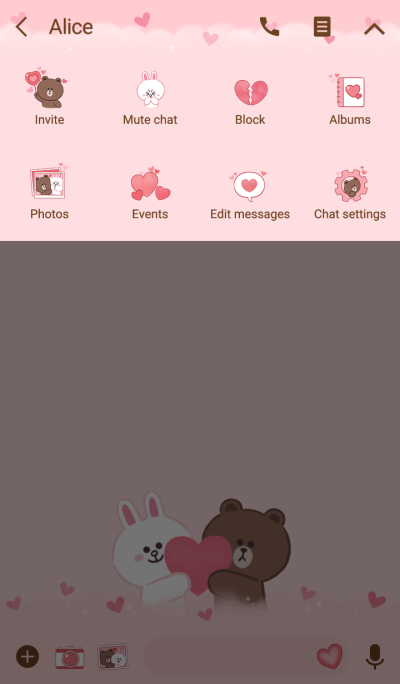 Brown and Cony's Lovely Days
