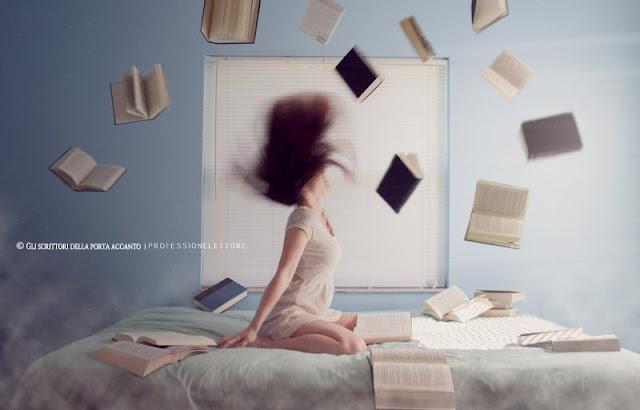 Libri e sogni - Credit Lacie Slezak