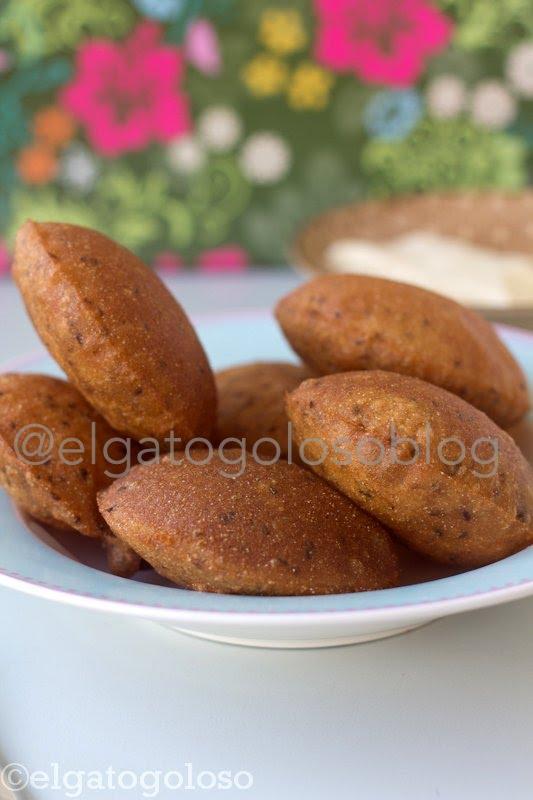 arepas arepitas dulces de anis receta www.elgatogoloso.com