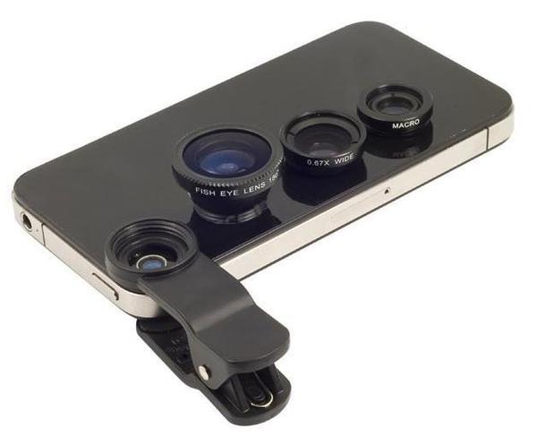 Lensa Handphone