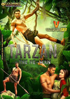 Tarzan The He Man 2018 Full Movie Download