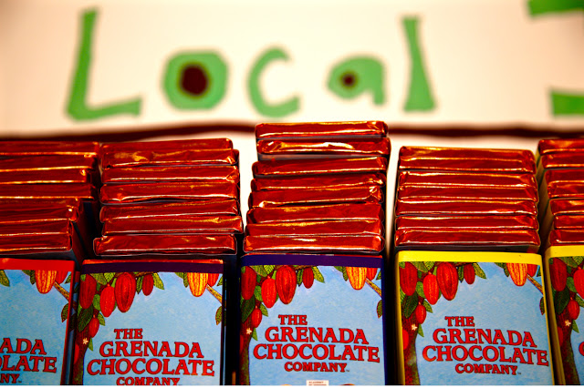 The Grenada Chocolate Company bars