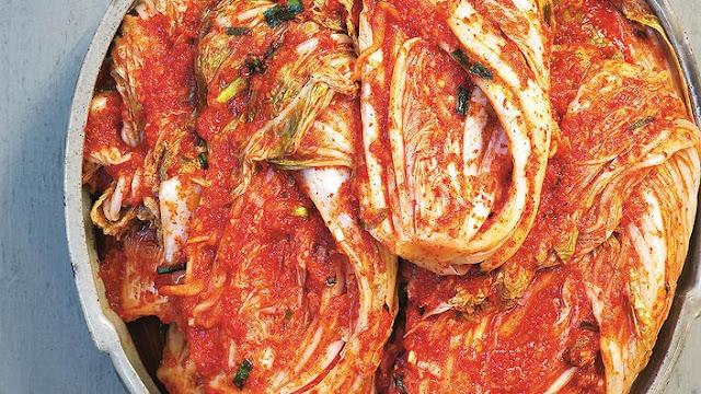 traditional kimchi
