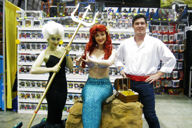 MegaCon Orlando Disney Cosplay