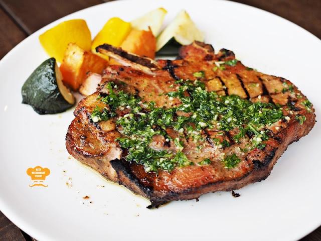 Ante Kitchen Bar Chermoula Spiced Shoulder Steak