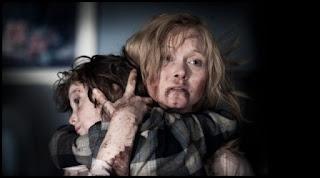 Essie Davis y Noah Wiseman en Babadook (Jennifer Kent, 2014)
