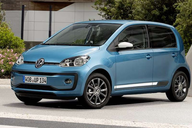 Volkswagen Up India