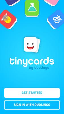將圖像記憶閃卡製作成遊戲 Duolingo 推出 Tinycards Tinycards-01