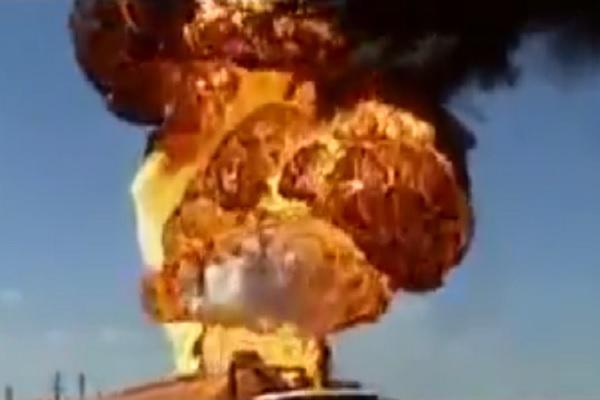BREAKING: पाकिस्तान में आयल टैंकर में ब्लास्ट, 100 से ज्यादा लोग ज़िंदा जल गए