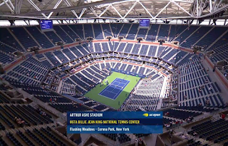 US Open Tennis Championships Biss Key 28 August 2018
