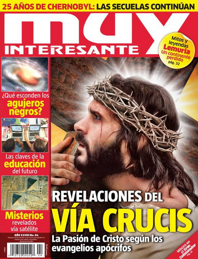 Revista: Muy Interesante [México] - 2011 [12.38 MB | PDF]