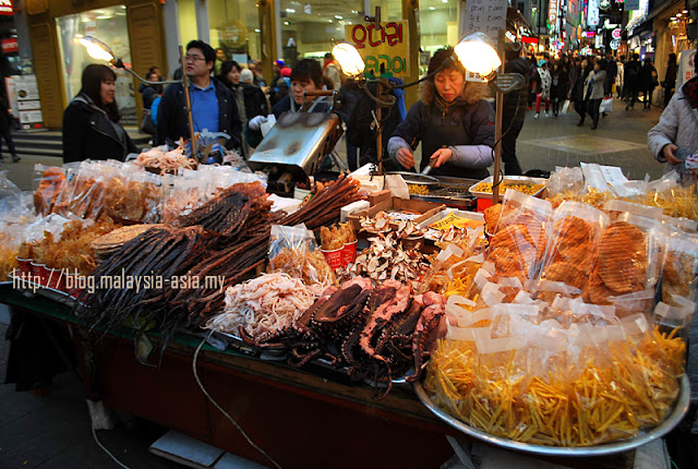 Seoul Korean Hawker Food