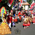 Dandim Bersama Bupati Lamongan Berangkatkan Pawai Karnaval SD/MI