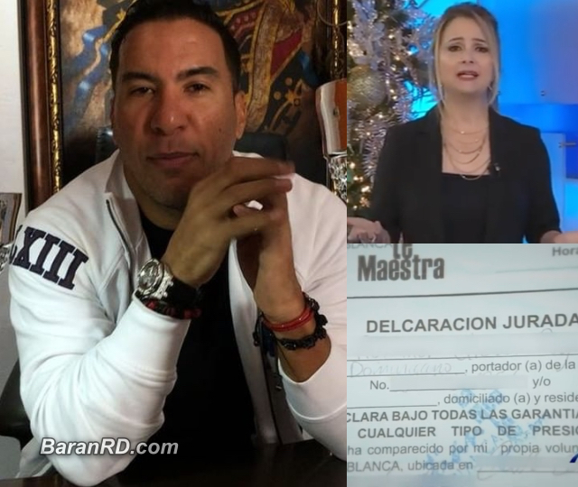 Cristian Casablanca hace firmar a clientes documento sin validez judicial