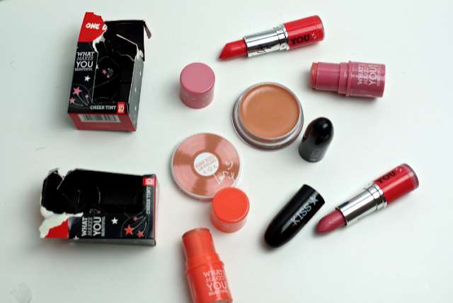 One Direction Make Up Items