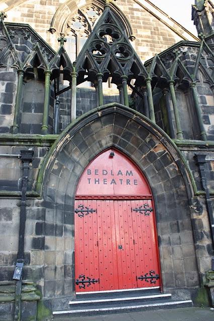 DAY TWO (cont'd): Edinburgh