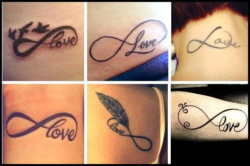 Tatuagem Simbolo Do Infinito E O Seu Significado Dicas