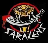 Logo banda Saracens