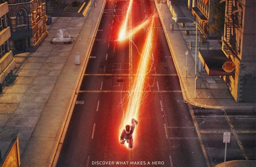 poster tv series the flash