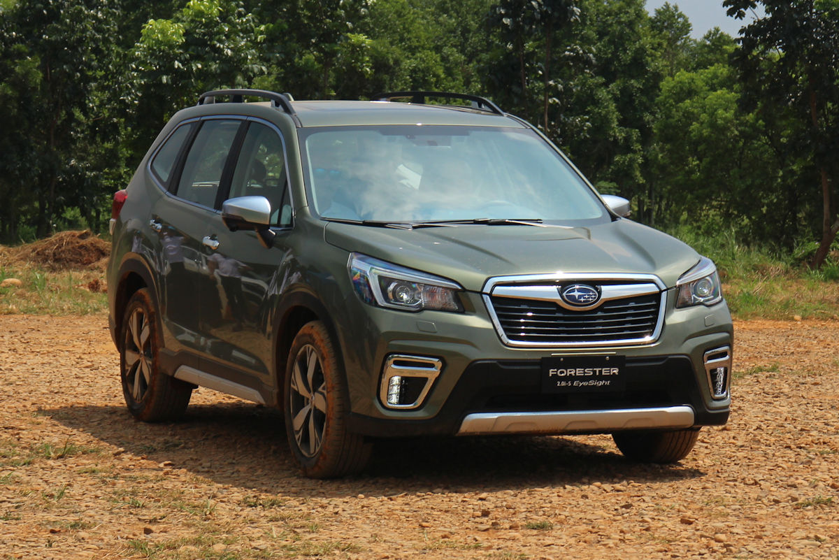06 Subaru Forester Xt >> Watch the 6 Things You Should Know About the 2019 Subaru Forester | Philippine Car News, Car ...