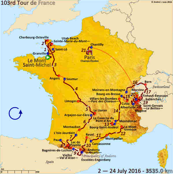 Le-Tour-de-France-Route-Online