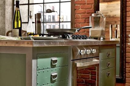 Industrial Style Kitchens Industrial Style Kitchens | My Little Sweet House